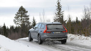 Volvo V90 Cross Country (2017)