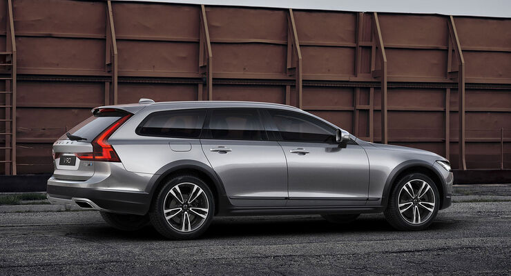 Volvo V90 Cross Country Polestar