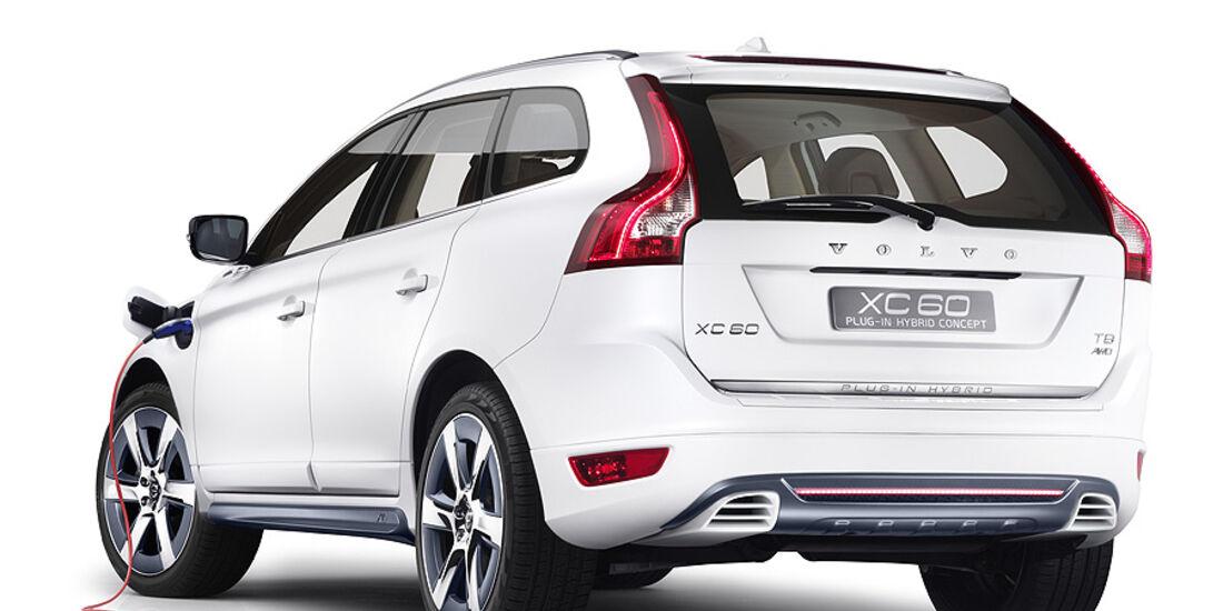 Volvo XC 60 Plug-in-Hybrid Concept