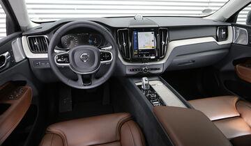 Volvo XC60 T8 Hybrid, Interieur