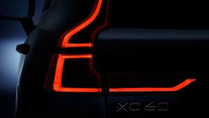 Volvo XC60 Teaserbild