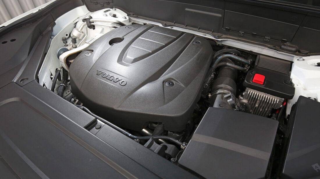 Volvo XC90, Interieur