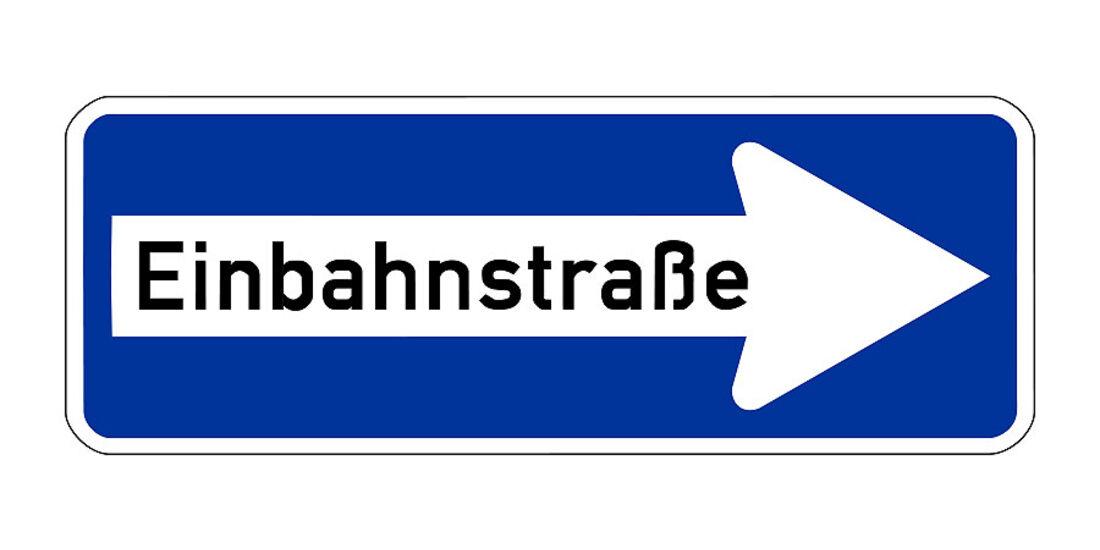 Vorschriftzeichen - Verkehrszeichen