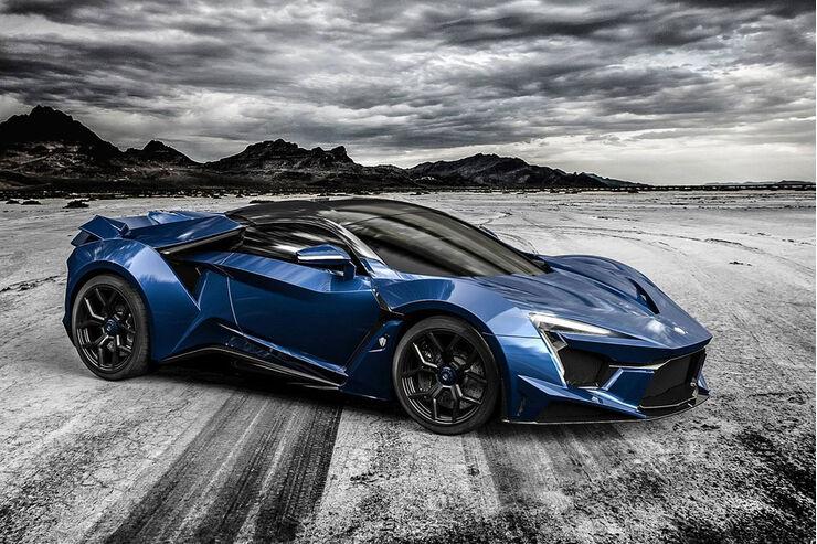 W Motors Fenyr Supersport