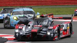 WEC - Silverstone 2016 - Audi R18