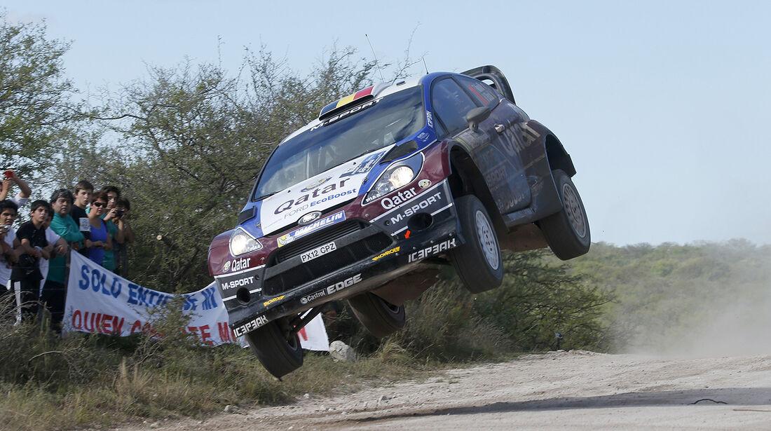 WRC Argentinien 2013, Neuville