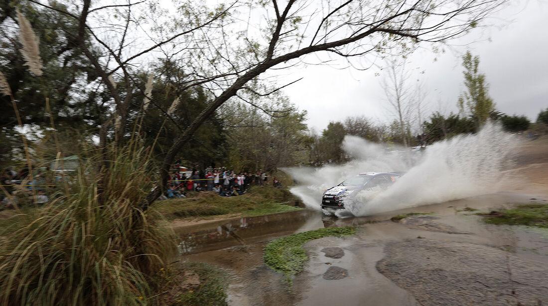 WRC Argentinien 2013, Novikov