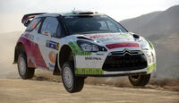 WRC Mexico 2013, Tag1, Benito Guerra