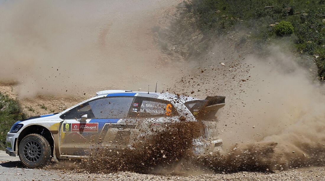 WRC Portugal 2013, Tag 2, Mikkelsen