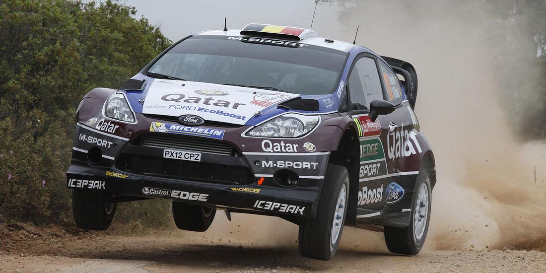 WRC Portugal 2013, Tag 2, Neuville