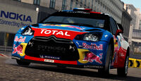 WRC2 Game Rennspiel 2011 Screenshot