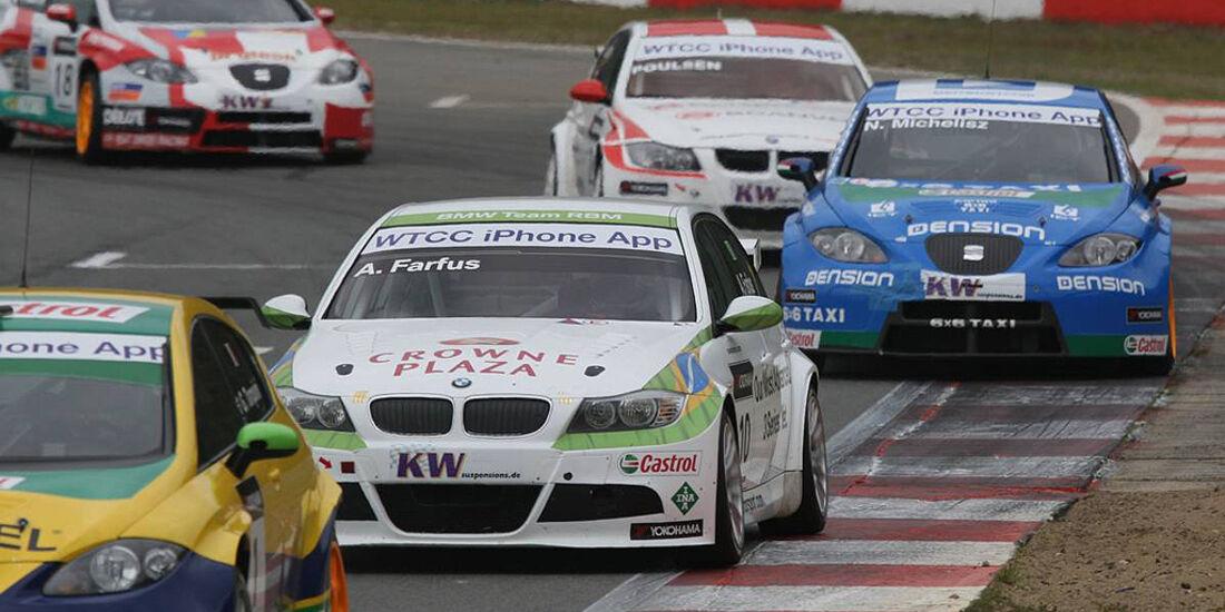 WTCC, Tourenwagen WM, Zolder, 2010, BMW 320 si, Augusto Farfus