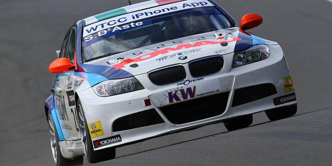 WTCC, Tourenwagen WM, Zolder, 2010, BMW 320 si, Stefano d' Aste