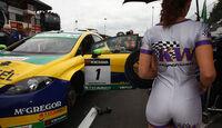 WTCC, Tourenwagen WM, Zolder, 2010, Gridgirls
