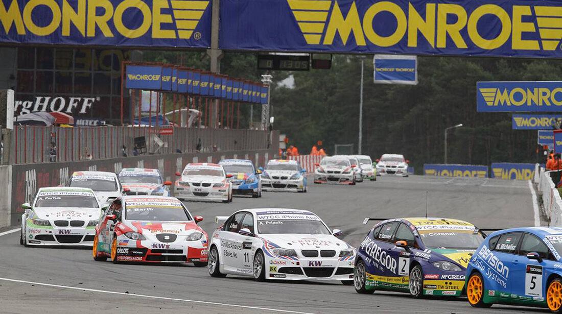 WTCC, Tourenwagen WM, Zolder, 2010