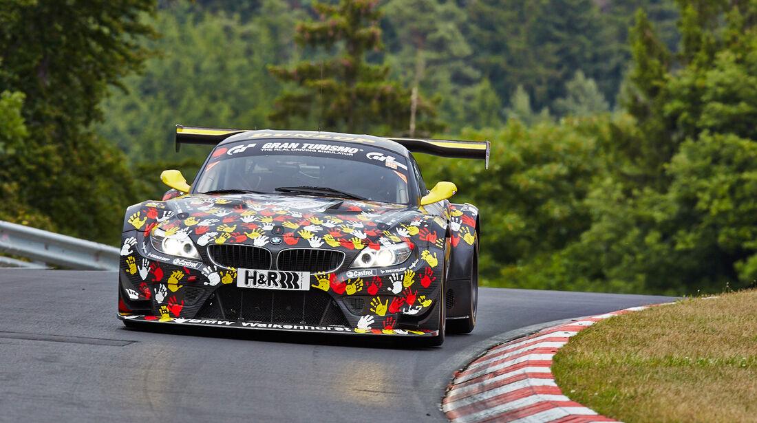 Walkenhorst BMW Z4 GT3 - VLN Nürburgring - 5. Lauf - 5. Juli 2014
