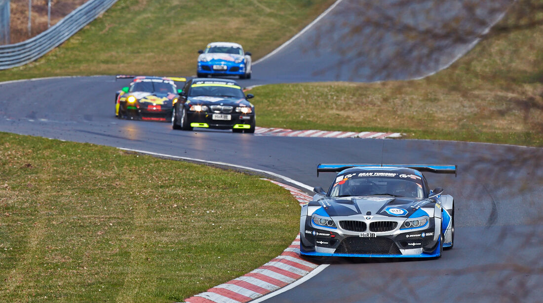 Walkenhorst BMW Z4 - VLN 1 - Nürburgring Nordschleife - 29. März 2014