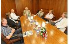 Walter R�hrl, Peter Steng, Michael Bock, Rainer Klink, Hubertus Graf von D�nhoff, Malte J�rgens, Hans-J�rg G�tzl