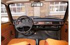 Wartburg 353 W, Cockpit