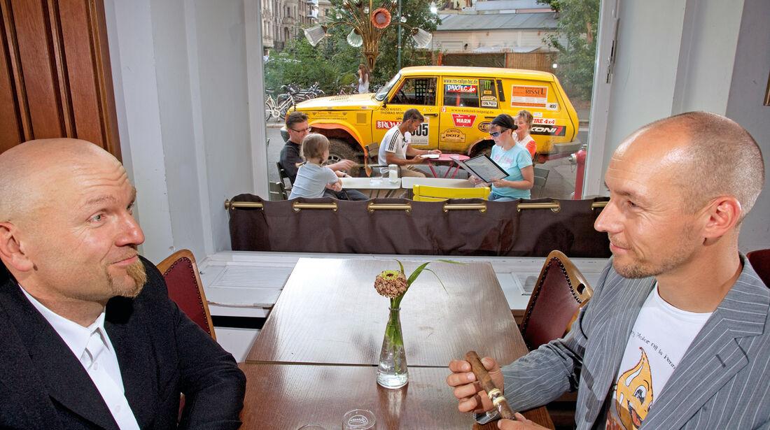 Wartburg, Cafe, Nico Rissel