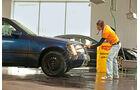Waschanlage Autowäsche