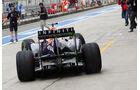 Webber - Formel 1 - GP China - 13. April 2012