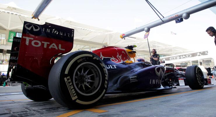 Webber - GP Abu Dhabi 2013