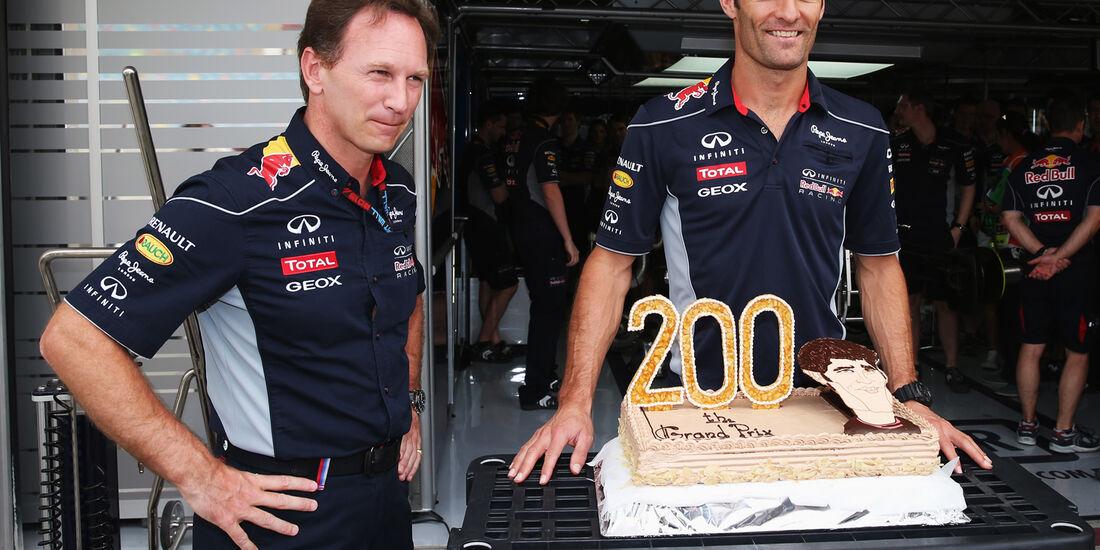 Webber - GP Bahrain 2013