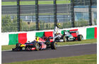 Webber & Rosberg GP Japan 2012