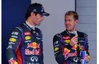 Webber & Vettel - GP Korea 2013