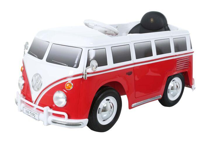 Weihnachtskalernder 2018, Rollplay VW Bus, Bild 1
