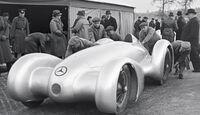 Weltrekordfahrt 1939, Frontansicht