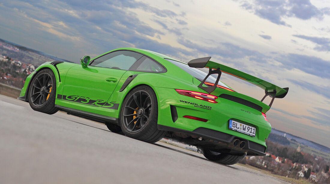 Wendland-Porsche 911 GT3 RS - Tuning - Coupé - sport auto Award 2019