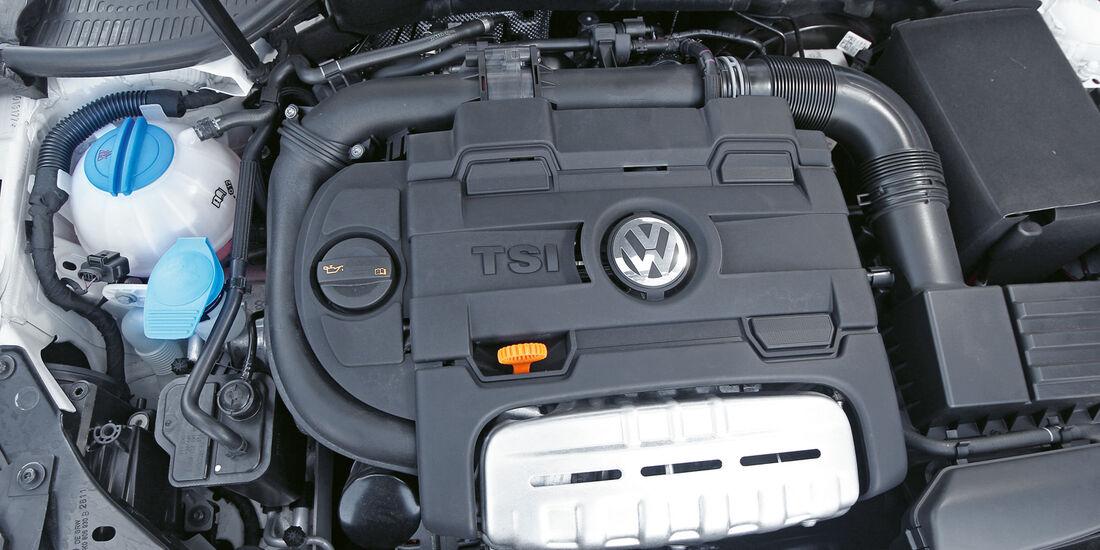 Wendland-VW Golf 1.4 TSI Cabrio, Motor