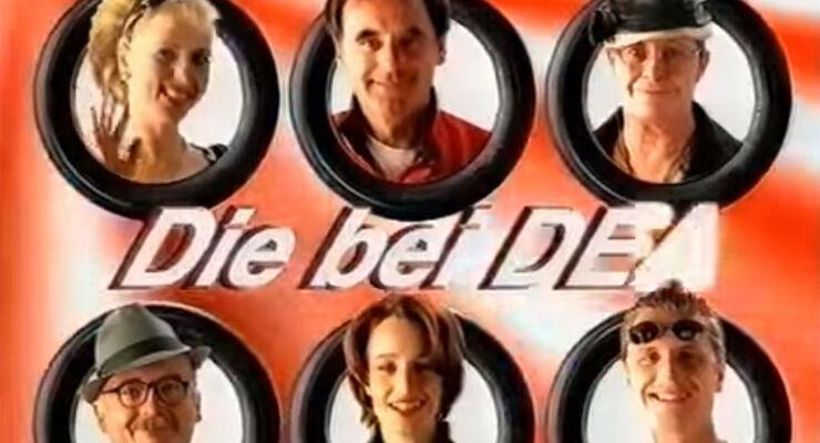 Werbeclips aus den 1990er-Jahren, Autowerbung, YouTube
