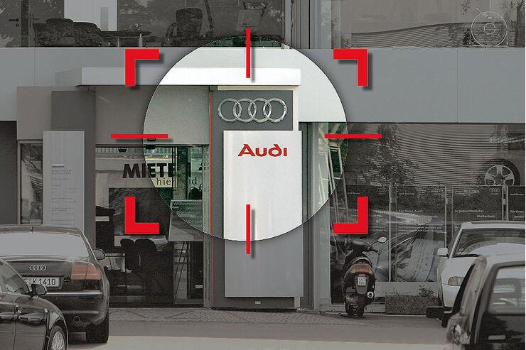 Werkstättentest Audi