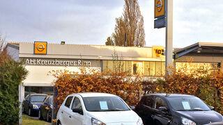 Wiesbaden, Autohaus Kreuzberger Ring GmbH