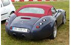Wiesmann Roadster - Fan-Autos - 24h-Rennen Le Mans 2015