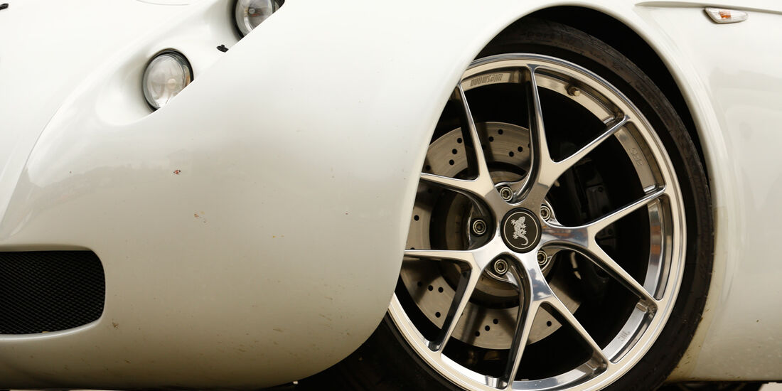 Wiesmann Roadster MF4-S, Rad, Felge, Bremse