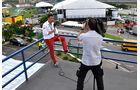 Will Buxton - NBC Presenter - Formel 1 - GP Brasilien - 21. November 2013