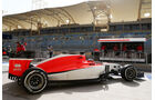 Will Stevens - Manor Marussia - Formel 1 - GP Bahrain - 17. April 2015