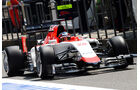 Will Stevens - Manor Marussia - Formel 1 - GP China - Shanghai - 10. April 2015