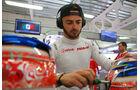 Will Stevens - Manor Marussia - Formel 1 - GP Mexiko - 31. Oktober 2015