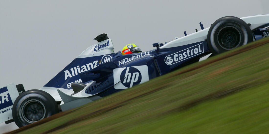 Williams - 2004