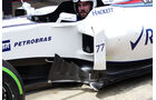 Williams - F1 - GP Spanien - Barcelona - Donnerstag - 12.5.2016