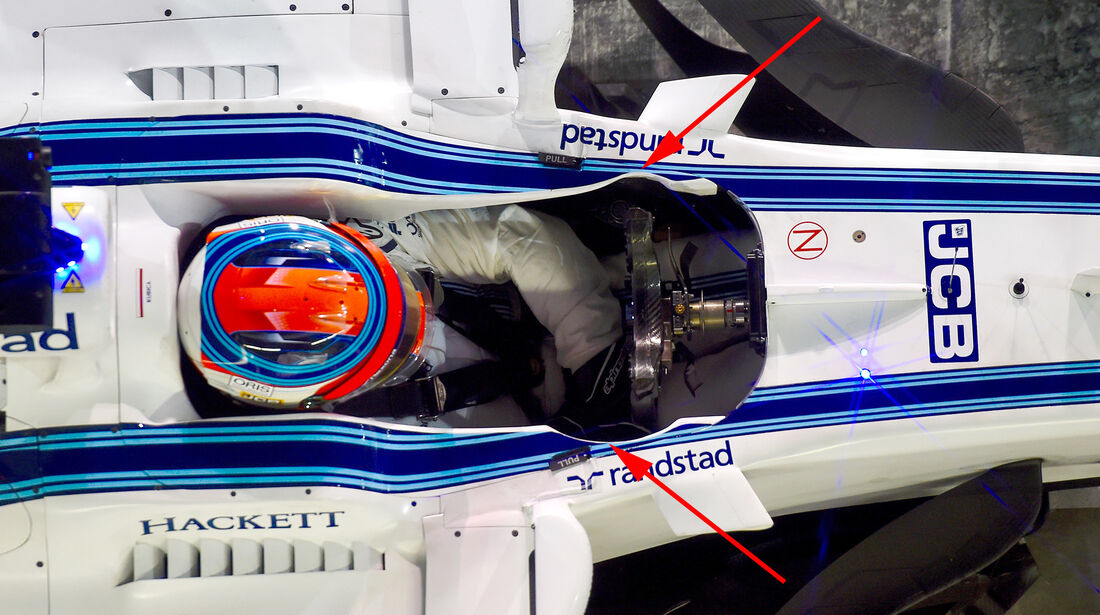 Williams - F1-Testfahrten - Abu Dhabi - 2017