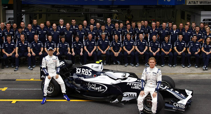 Williams F1