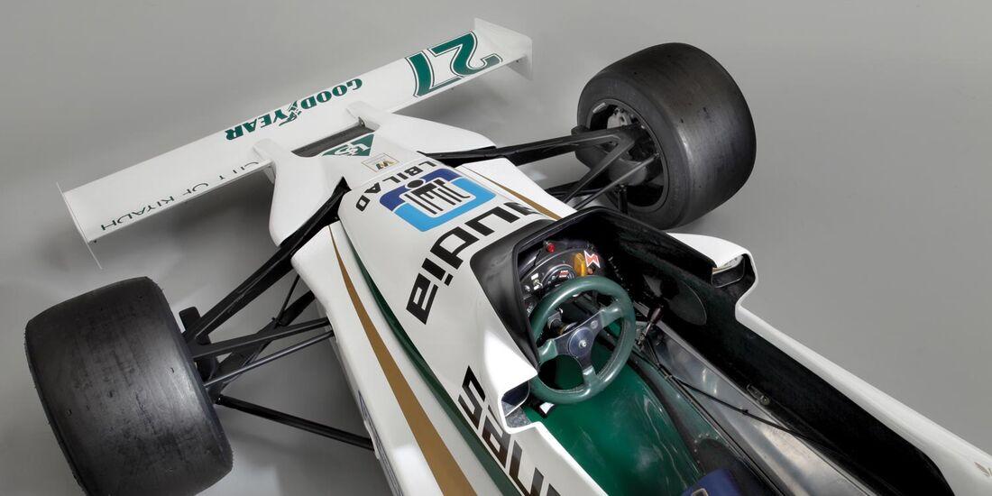 Williams  FW06 Formula One Racing Car RM Auctions Monaco 2012