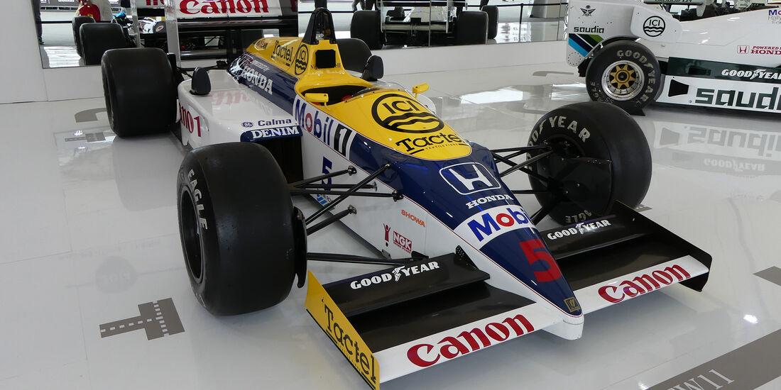 Williams FW11 - Formel 1 - GP Japan - Suzuka - 5. Oktober 2017