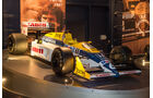 Williams FW11B - Museum - Lager - 2017